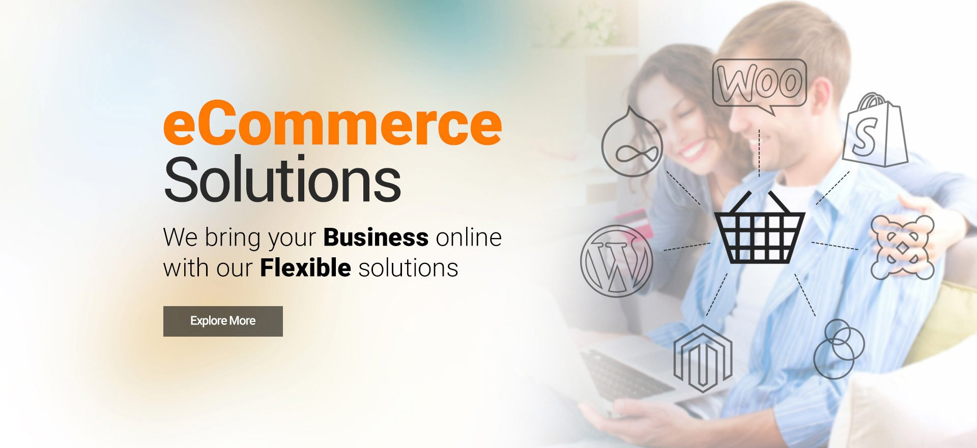 eCommerce development OutworX